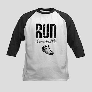 run fixed Baseball Jersey