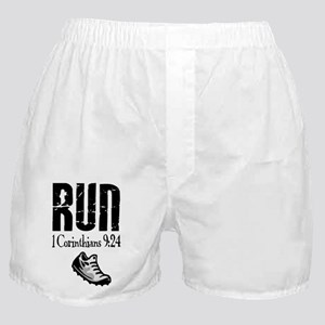 run fixed Boxer Shorts