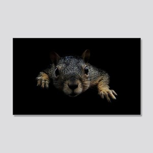Squirrel 20x12 Wall Decal