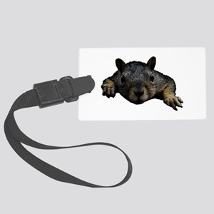Squirrel Large Luggage Tag