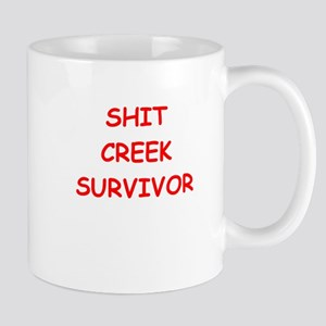 shit creek Mug