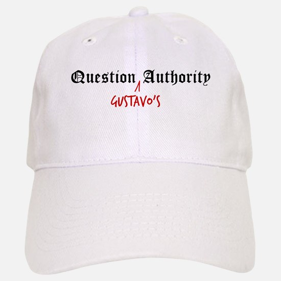 Question Gustavo Authority Baseball Baseball Cap