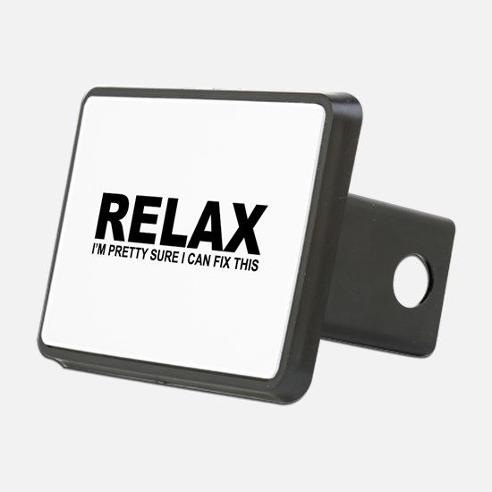 Relax - I Can Fix This Hitch Cover