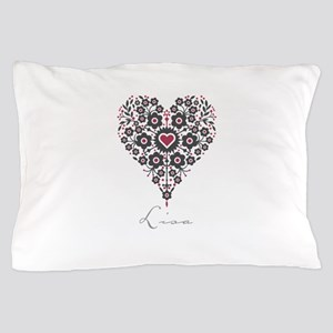 Love Lisa Pillow Case