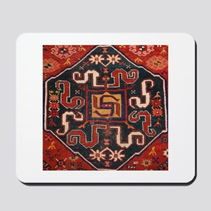 Cloudband Rug Medallion Mousepad
