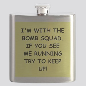 bomb squad Flask