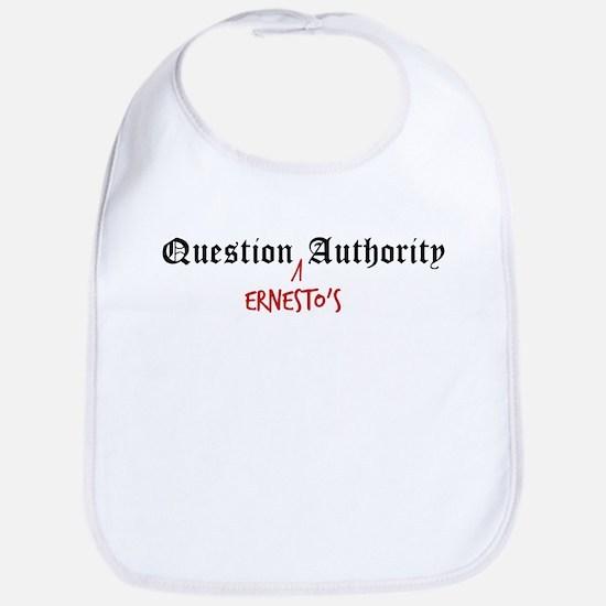 Question Ernesto Authority Bib