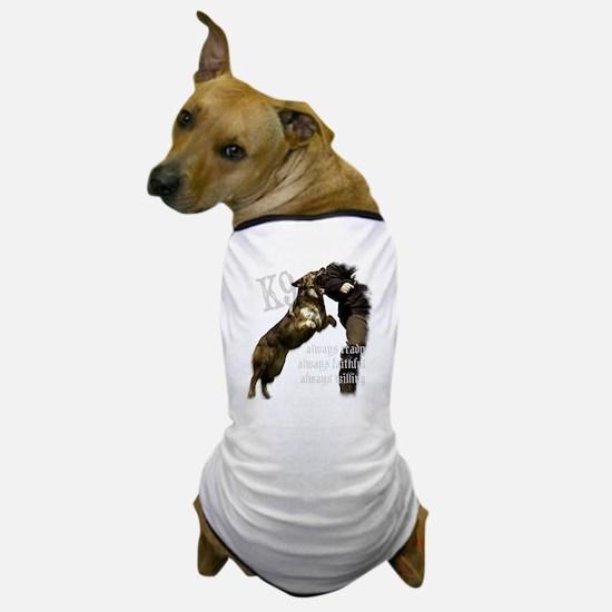 K9 Always ready Dog T-Shirt