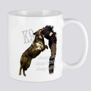K9 Always ready Mug