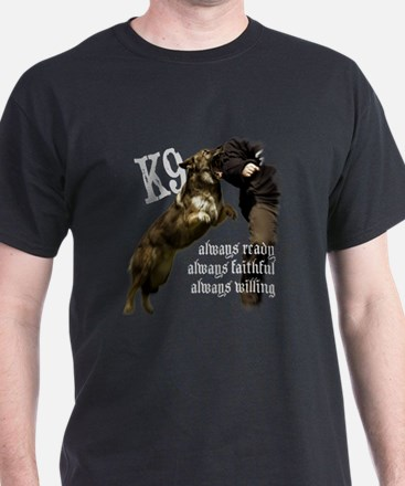 K9 Always ready T-Shirt