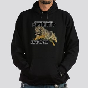 Support you local K9 Unit Hoodie