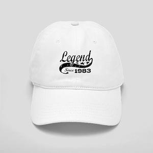 Legend Since 1983 Cap