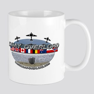 DDay-Overlord.com Tasse