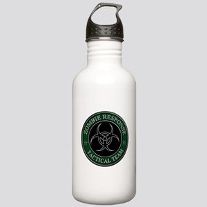 Zombies! (ZRTT Green/White) Water Bottle