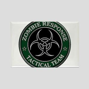 Zombies! (ZRTT Green/White) Rectangle Magnet
