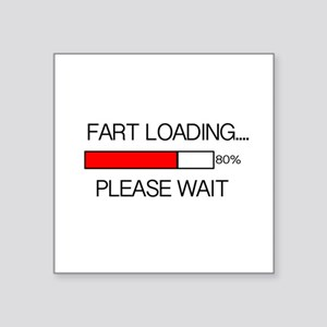 Fart Loading Please Wait Sticker