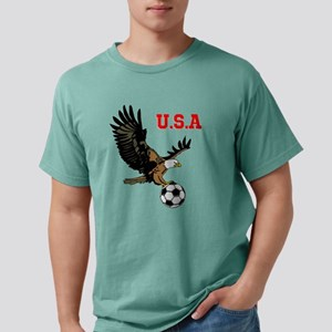 SoccerEagle Mens Comfort Colors Shirt