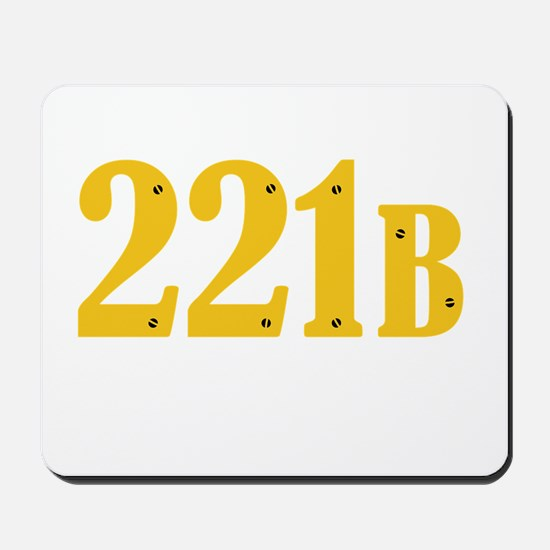 221B Mousepad