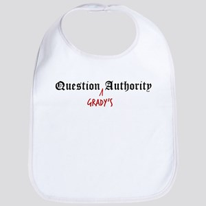 Question Grady Authority Bib