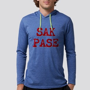 Sak Pase Mens Hooded Shirt