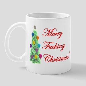 Adult Christmas Mug