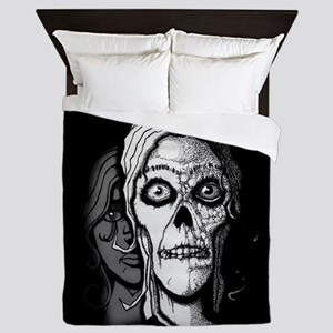 Beautys Only Skin Deep Queen Duvet