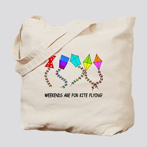 kite flying weekends Tote Bag
