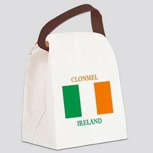 Clonmel Ireland Canvas Lunch Bag