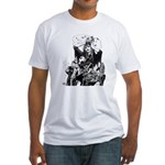Nocturnals Fitted T-Shirt Two Sided