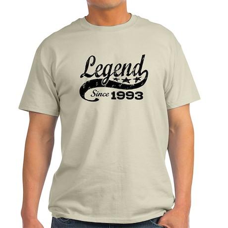 Legend Since 1993 Light T-Shirt