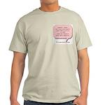 Kidjacked Natural T-Shirt