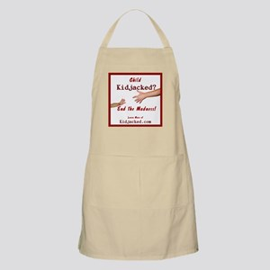 Kidjacked End the Madness BBQ Apron