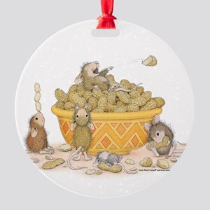 Nutty Friends Ornament