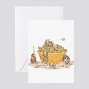 Nutty Friends Greeting Card