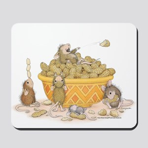 Nutty Friends Mousepad