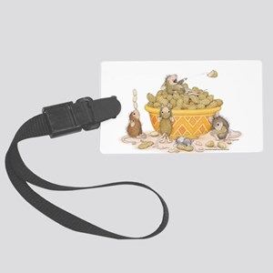 Nutty Friends Luggage Tag