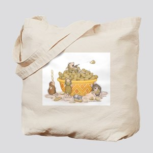 Nutty Friends Tote Bag