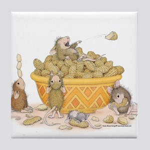Nutty Friends Tile Coaster