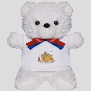 Nutty Friends Teddy Bear