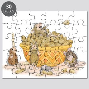Nutty Friends Puzzle