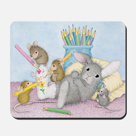Cast of Characters Mousepad