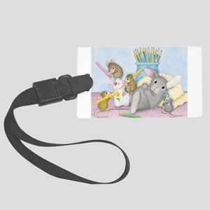 Cast of Characters Luggage Tag