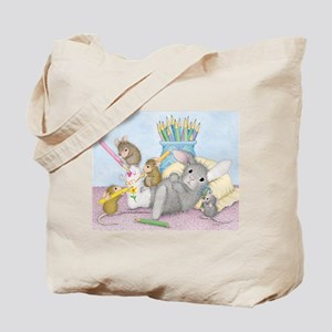 Cast of Characters Tote Bag