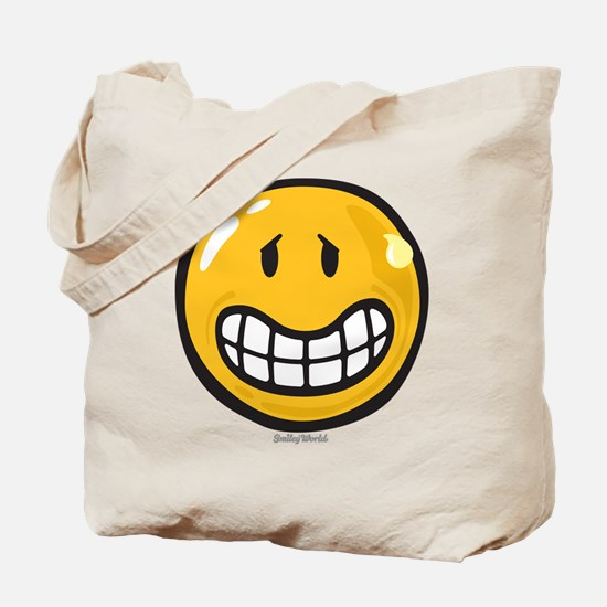 Nervousness Tote Bag