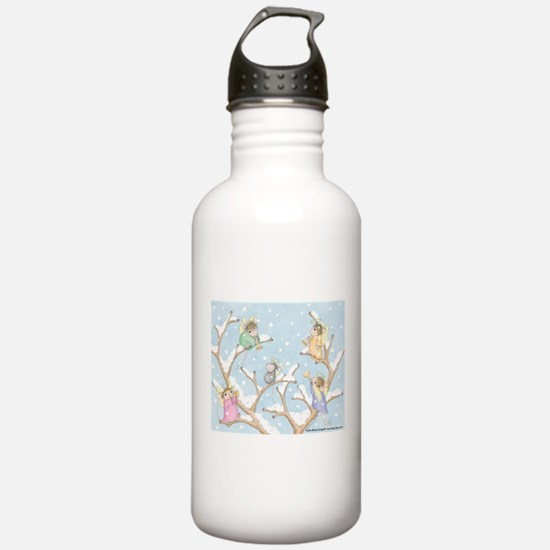 Angels Up High Water Bottle