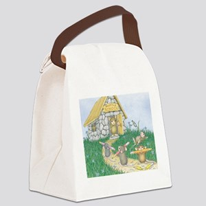 Scuttle School Canvas Lunch Bag