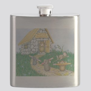 Scuttle School Flask