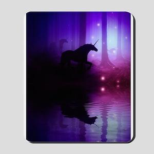 Tranquility Unicorn Mousepad
