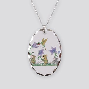 A Spring Tail Necklace