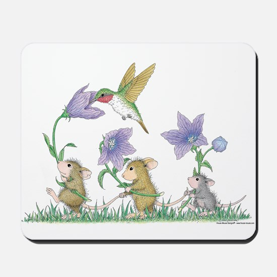 A Spring Tail Mousepad